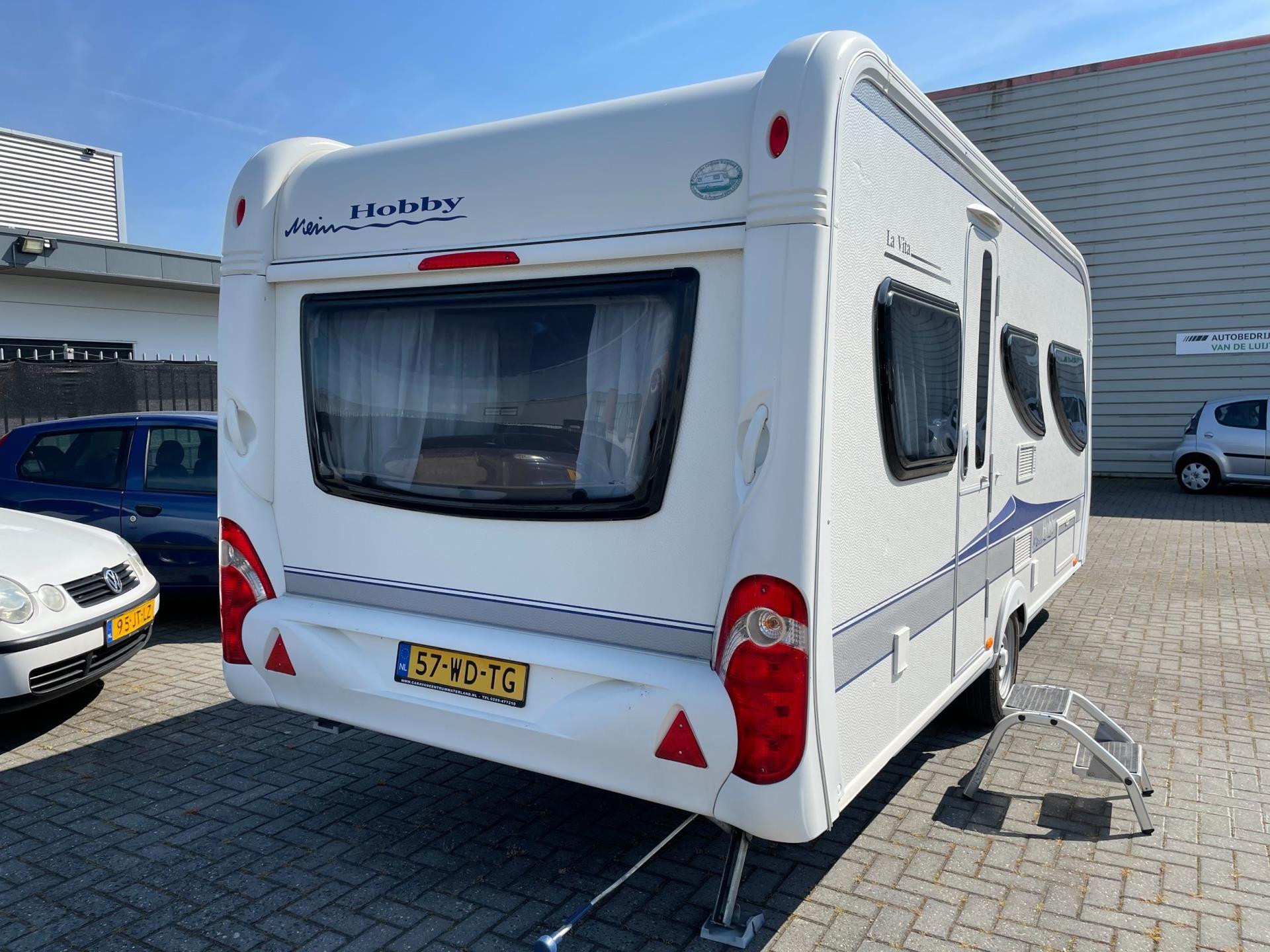 Hobby 30 occasion - Autobedrijf v/d Luijtgaarden