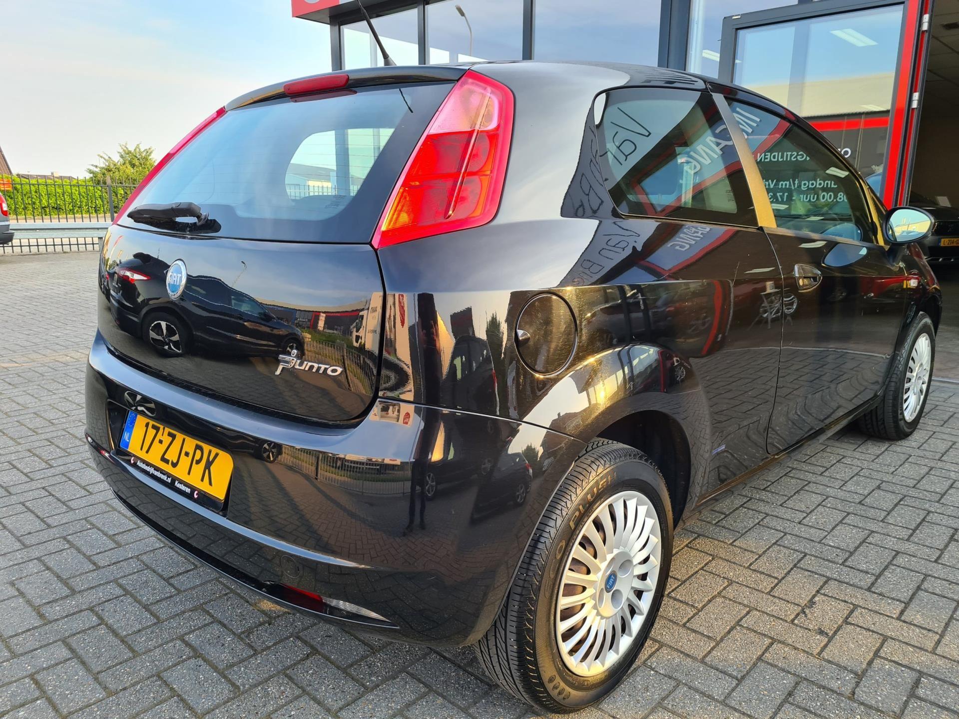 Fiat Grande Punto occasion - Autobedrijf van Brenk