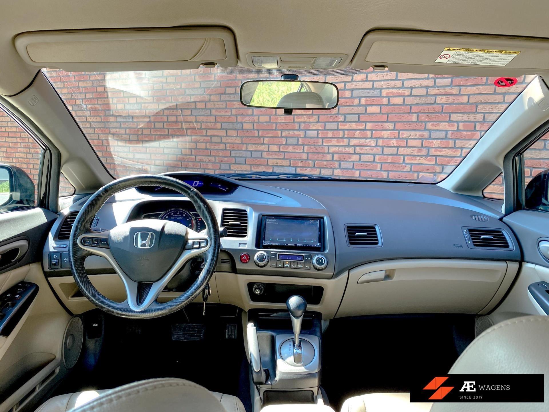 Honda Civic occasion - AE Wagens