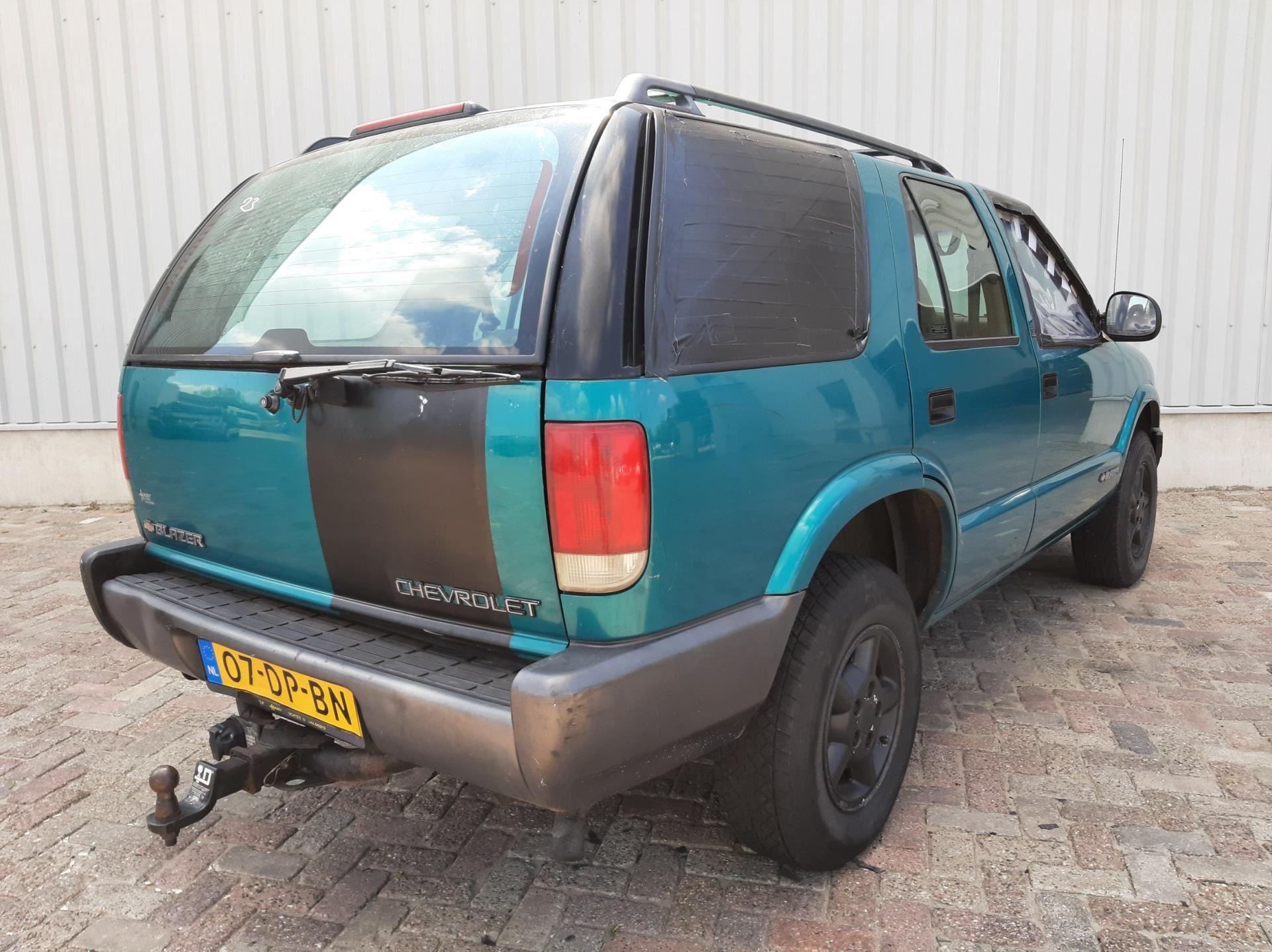 Chevrolet USA Blazer occasion - Van der Ven Auto's