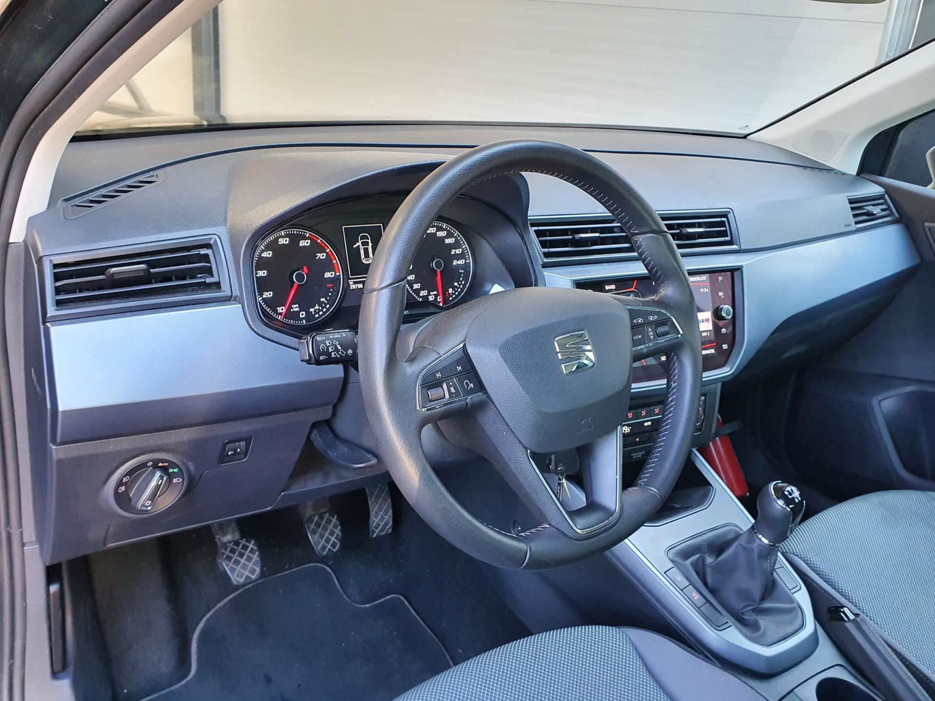 Seat Arona occasion - Frank Oomen Auto's B.V.