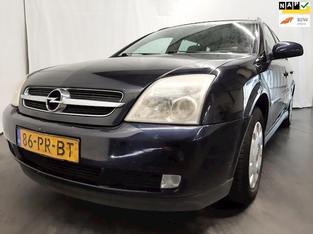 Opel Vectra Wagon occasion - Van der Ven Auto's