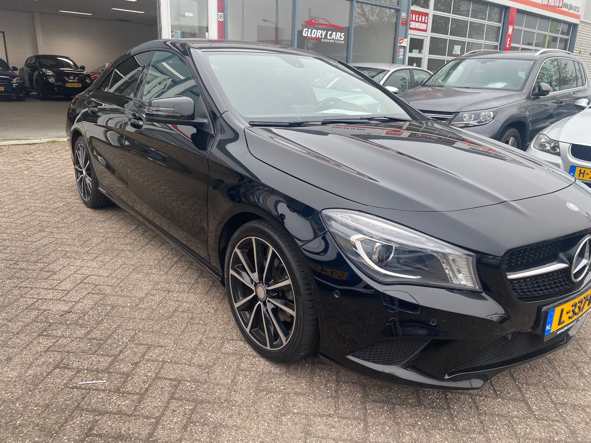 Mercedes-Benz CLA-klasse occasion - Glory Cars