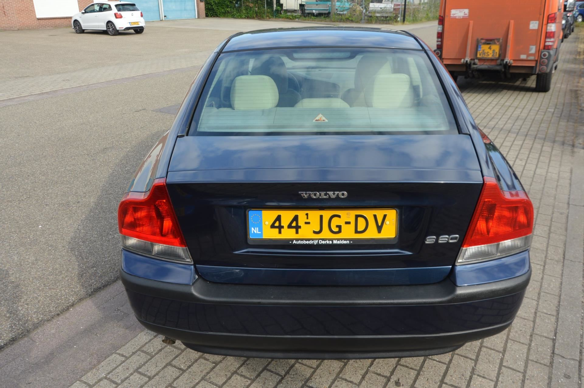 Volvo S60 occasion - Derks Automotive B.V.