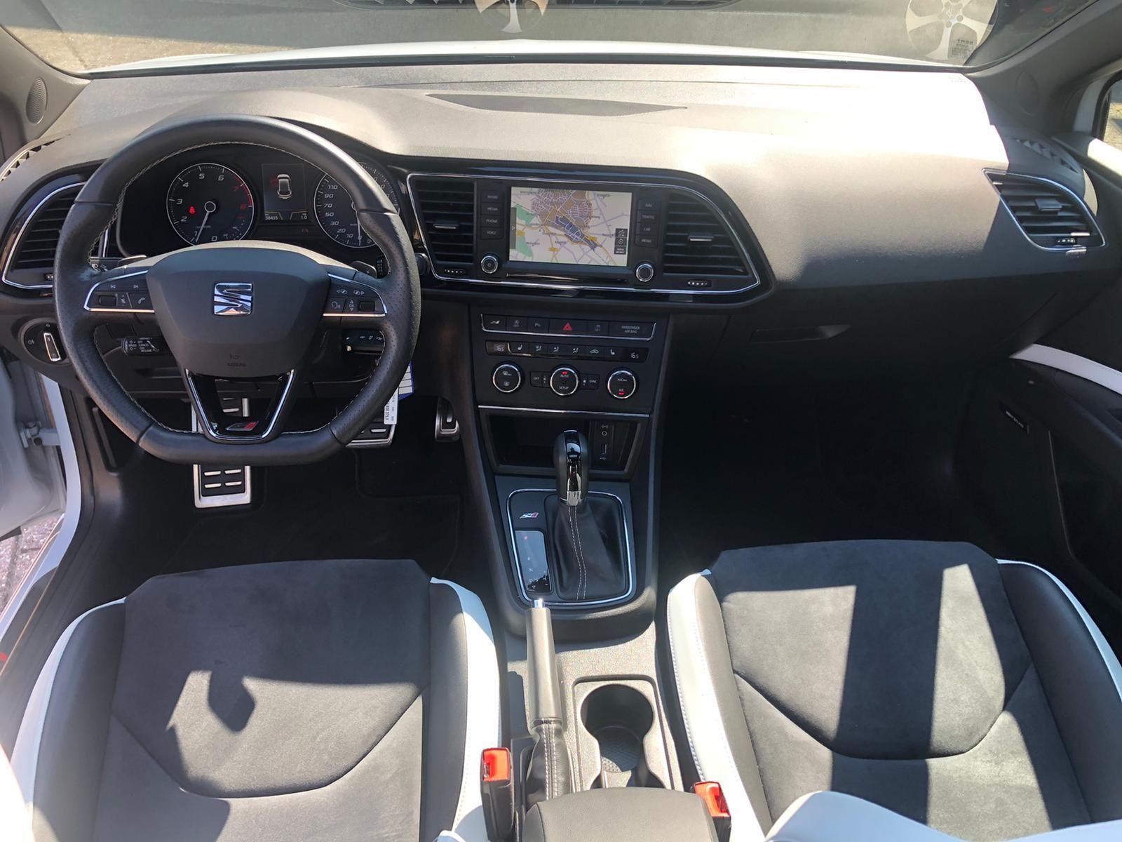 Seat Leon occasion - Auto 't Hagendijk