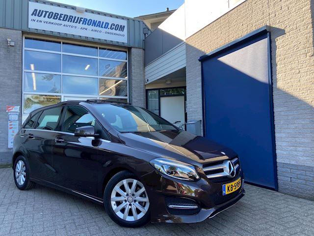 Mercedes-Benz B-klasse 180 d Lease Edition Ambition 60Dkm!!/Automaat/Panorama.Dak/Xenon/NL.Auto/1ste Eigenaar