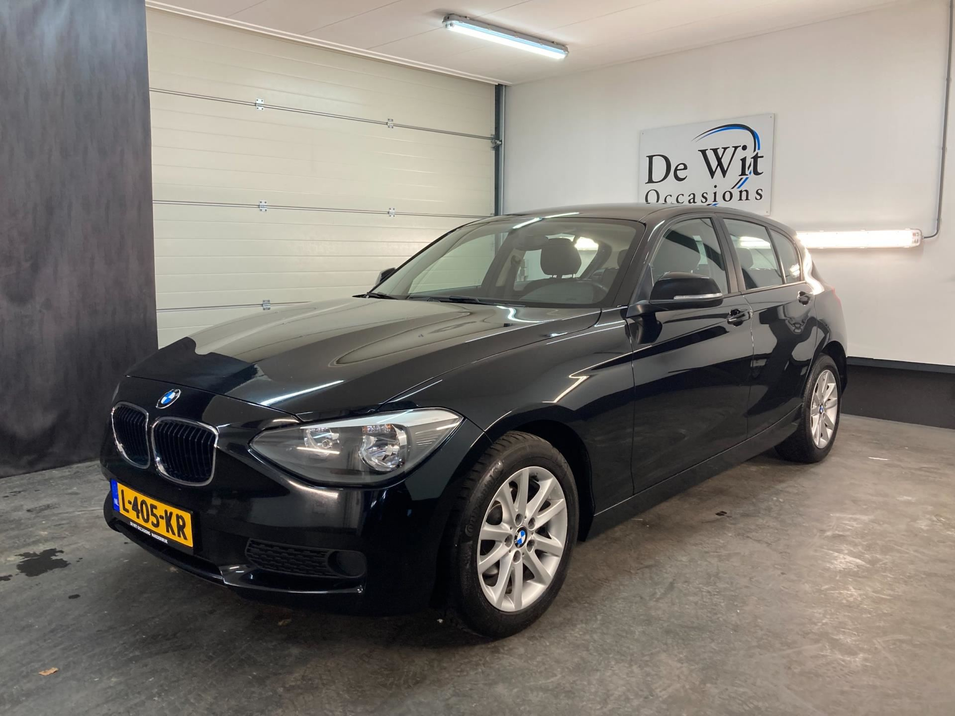 BMW 1-serie occasion - De Wit Occasions