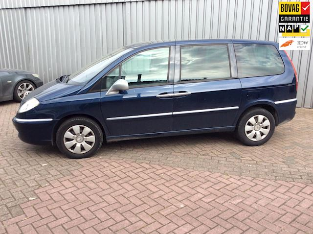 Citroen C8 2.0 HDiF Ambiance Luxe