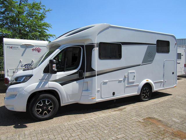 Knaus  Sun Ti 650 MEG  Enkele Bedden Platinum Selection bj2018