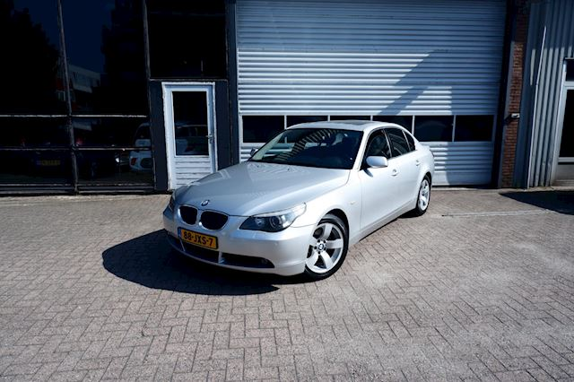 BMW 5-serie occasion - Auto Hartgers