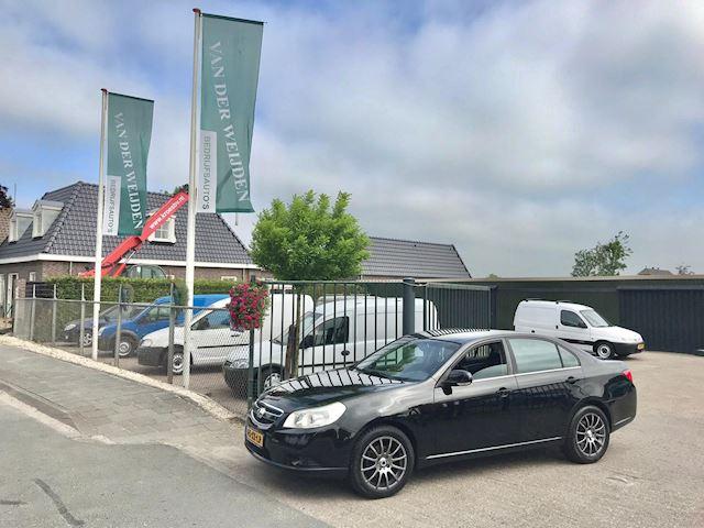Chevrolet Epica occasion - Van der Weijden Bedrijfsauto's