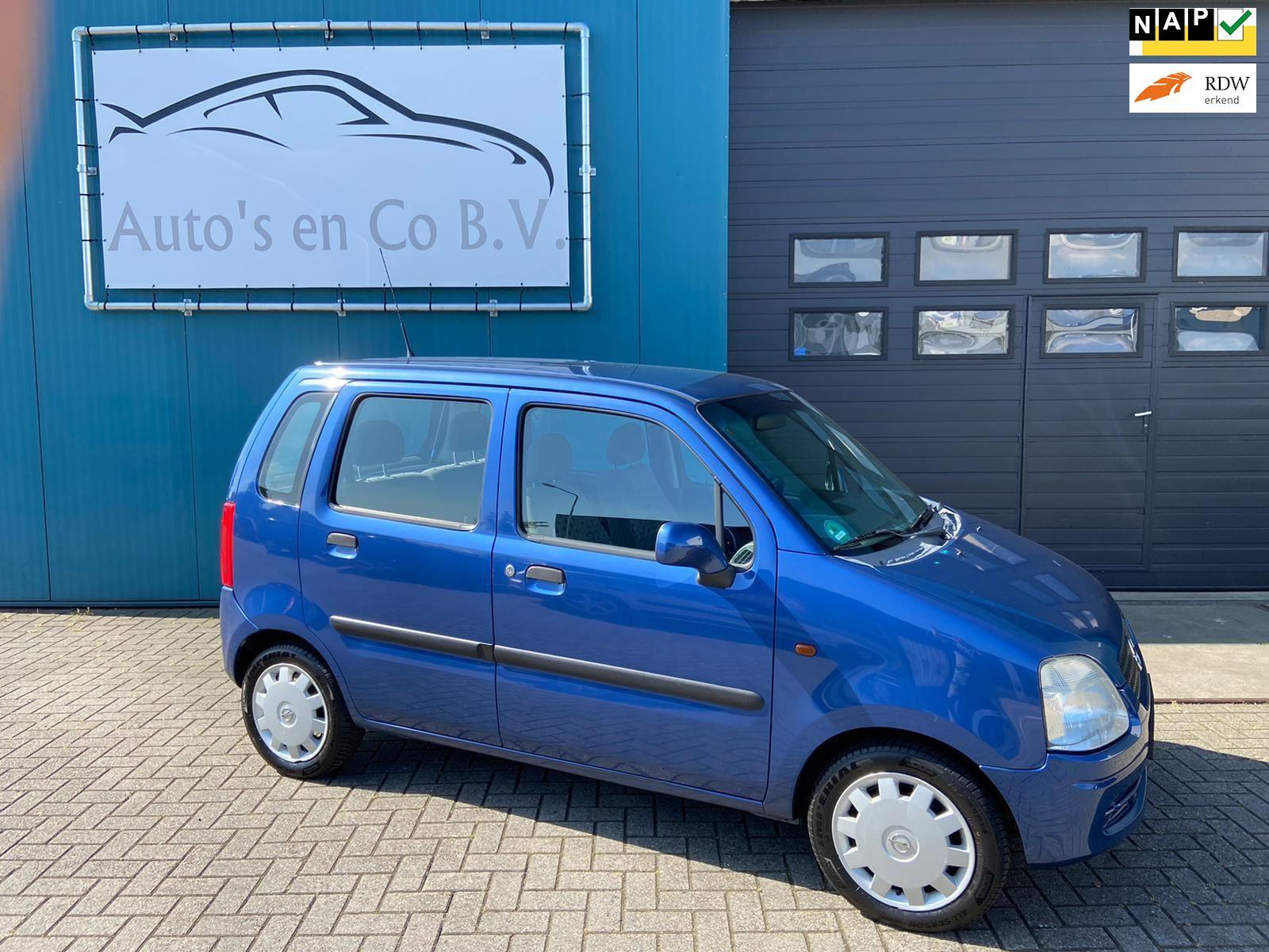 Opel Agila occasion - Auto's en Co B.V.
