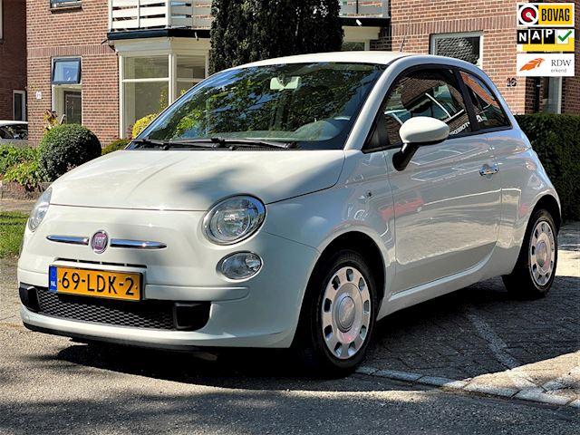 Fiat 500 occasion - Autobedrijf van Dijk B.V.