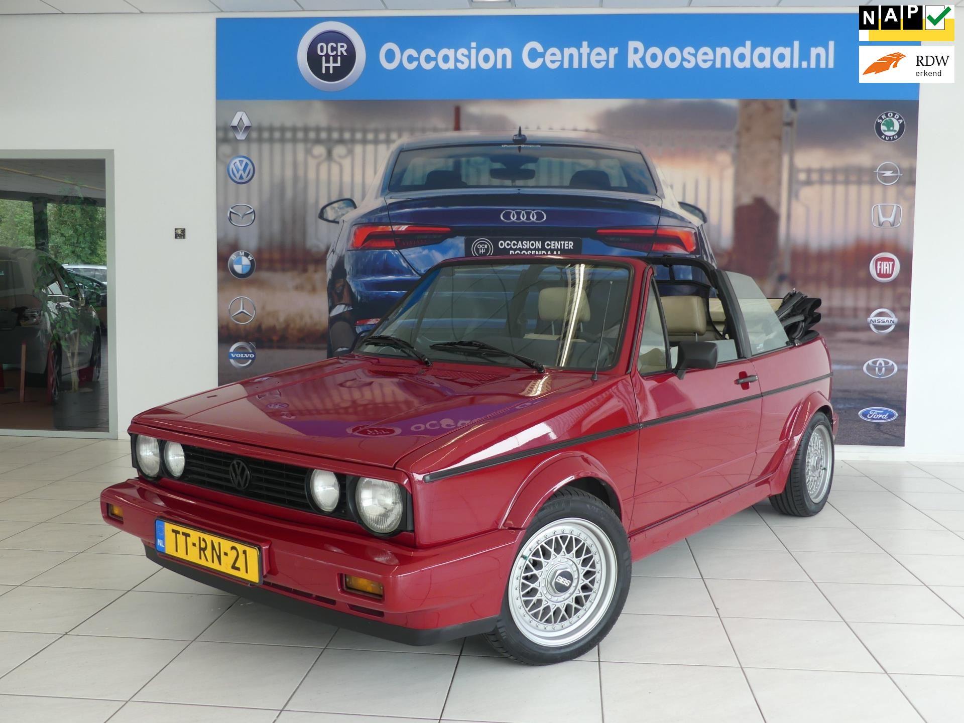 Volkswagen Golf Cabriolet occasion - Occasion Center Roosendaal