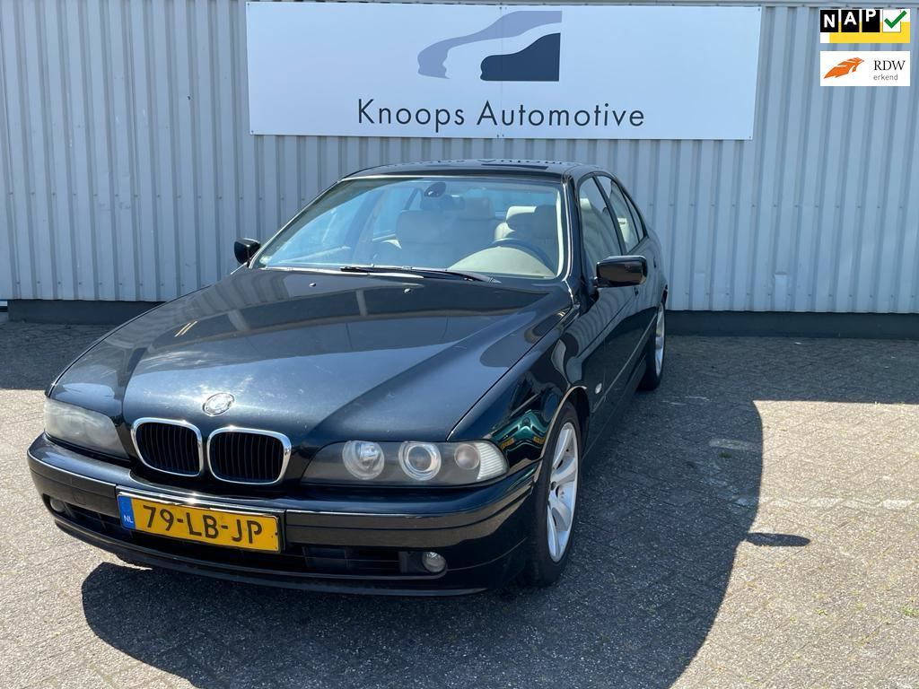 BMW 5-serie occasion - Knoops Automotive