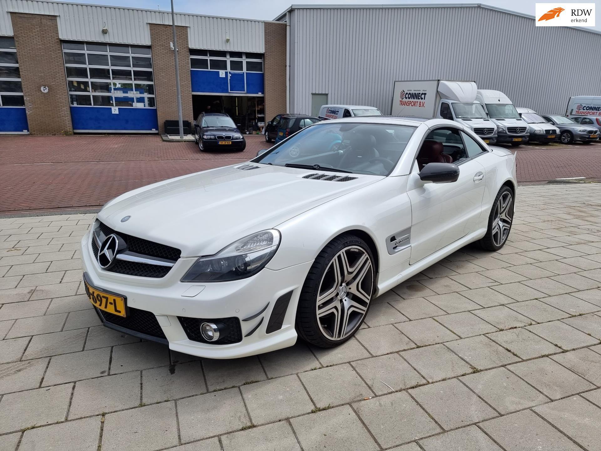 Mercedes-Benz SL-klasse occasion - Westpoort Cars
