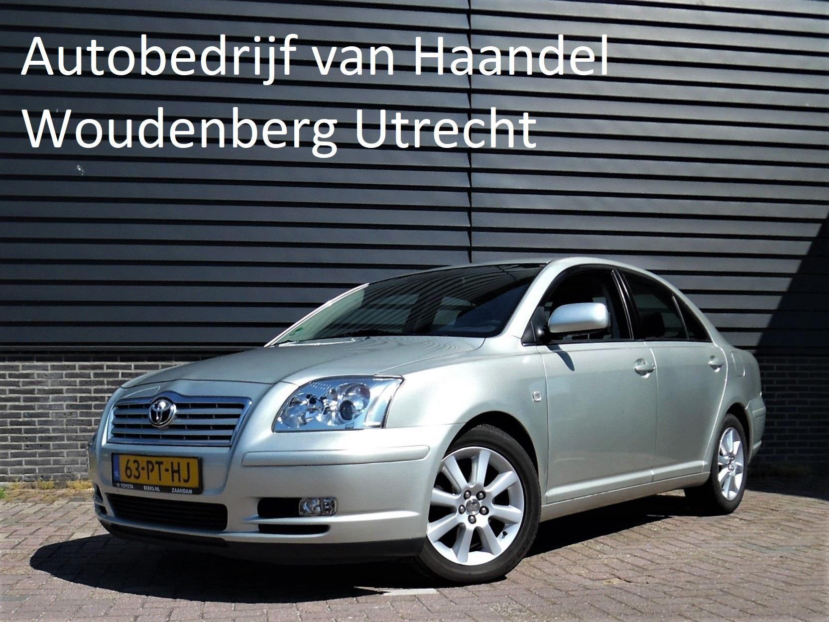 Toyota Avensis occasion - Autobedrijf Gerard van Haandel