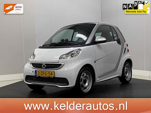 Smart Fortwo coupé Electric drive Airco | Leer