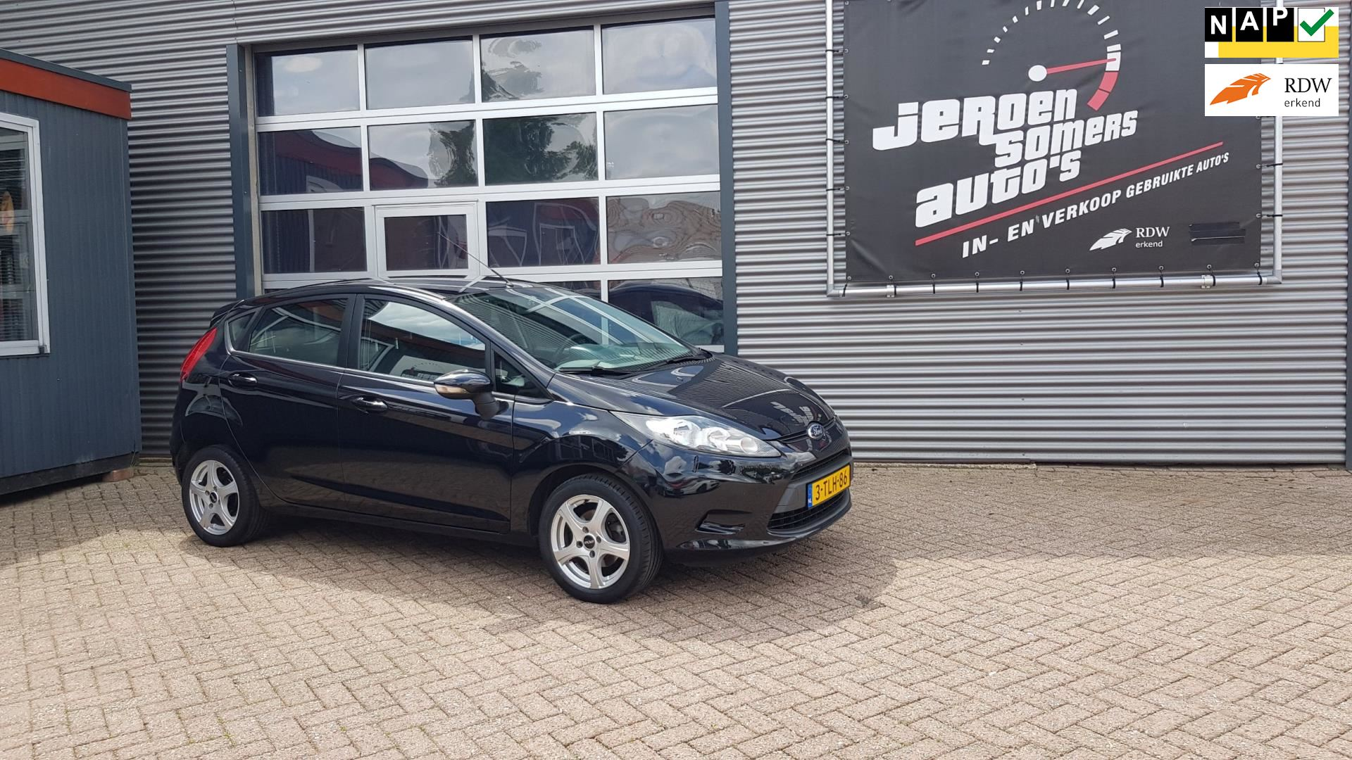 Ford Fiesta occasion - Jeroen Somers Auto´s