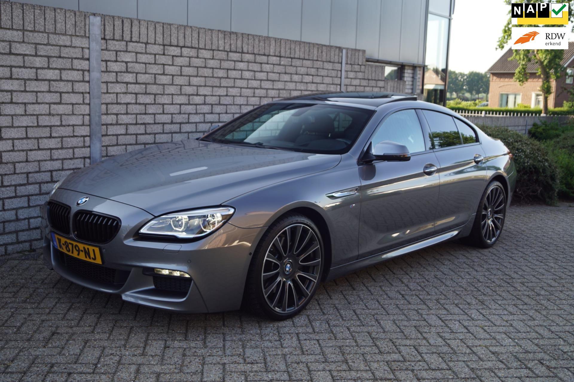 BMW 6-serie Gran Coupé occasion - Autobedrijf H. Wijdeven V.o.f.