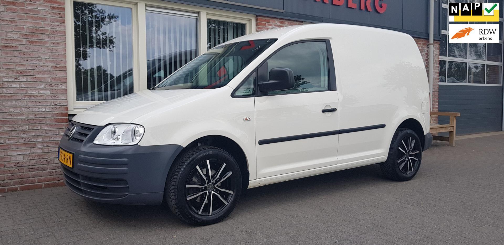 Volkswagen Caddy occasion - Autobedrijf Achterberg