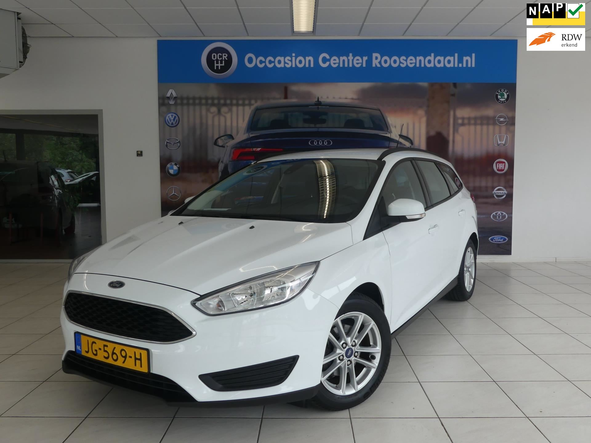 Ford Focus Wagon occasion - Occasion Center Roosendaal