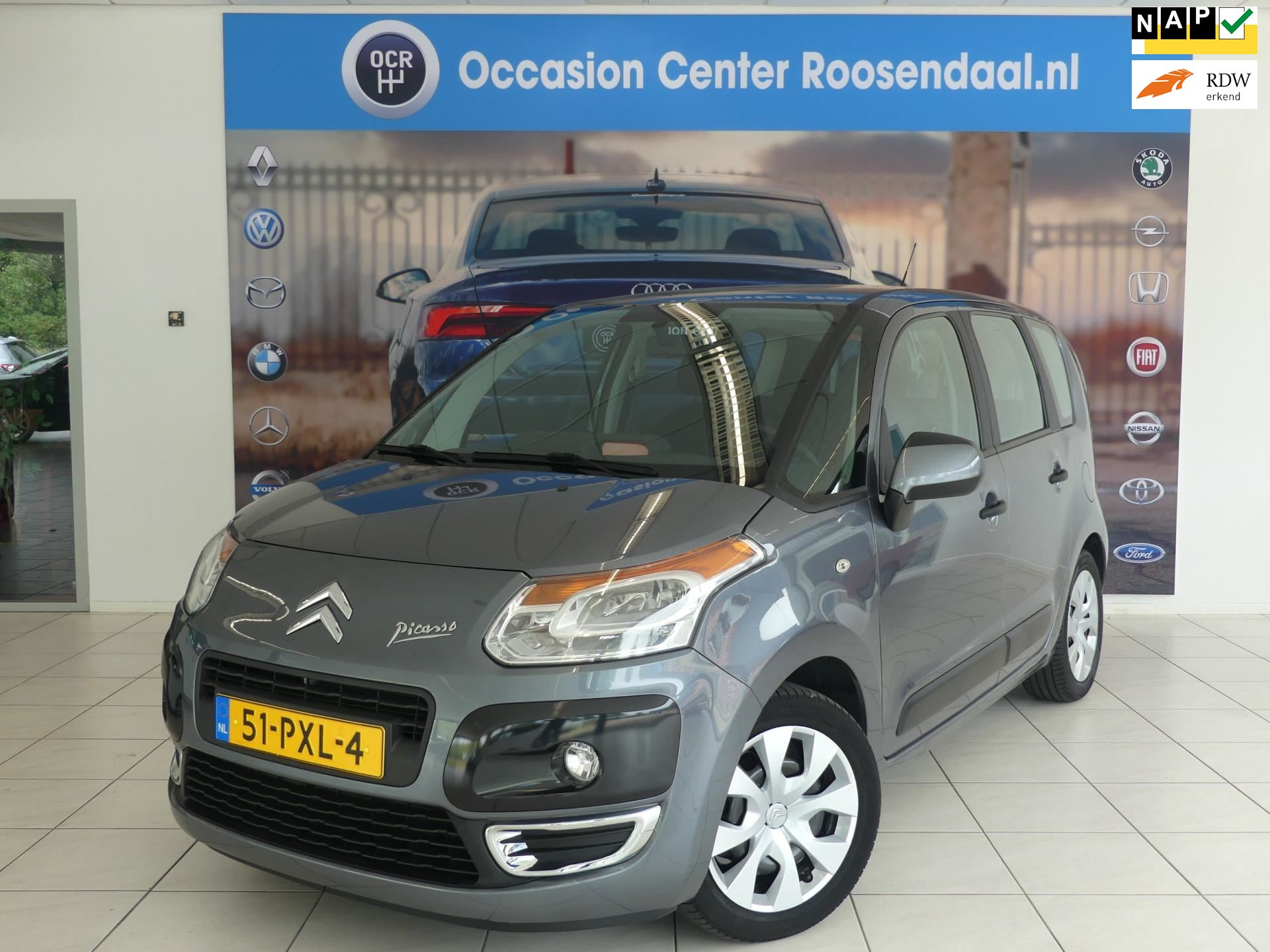 Citroen C3 Picasso occasion - Occasion Center Roosendaal