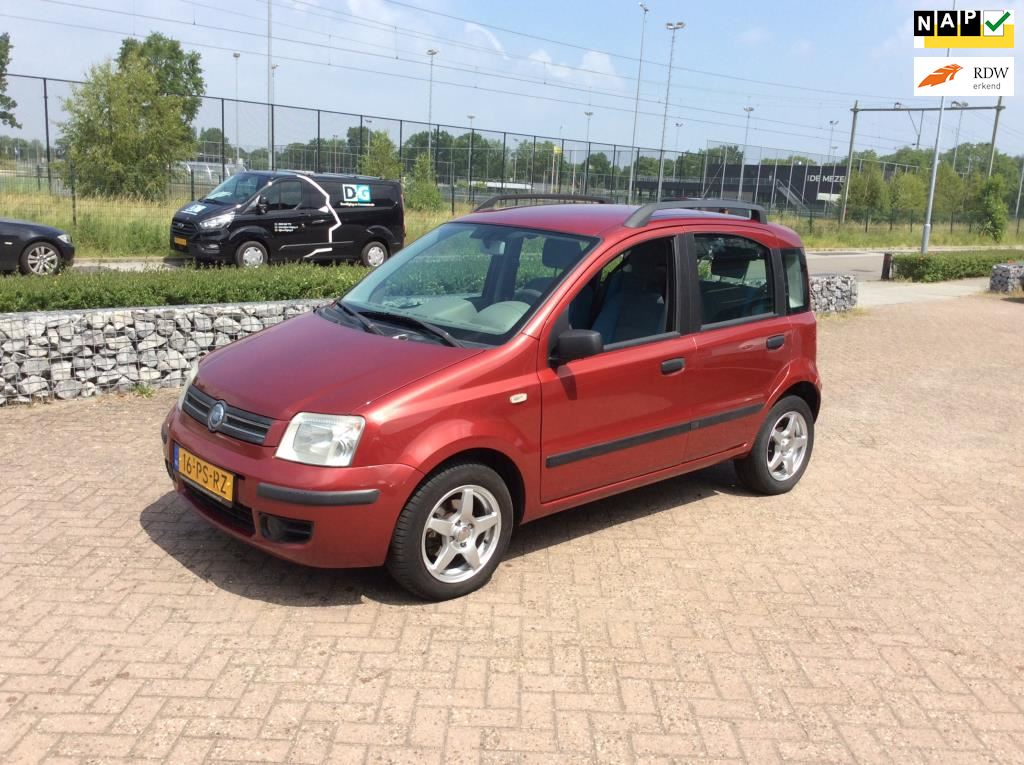 Fiat Panda occasion - Garagebedrijf Riemersma