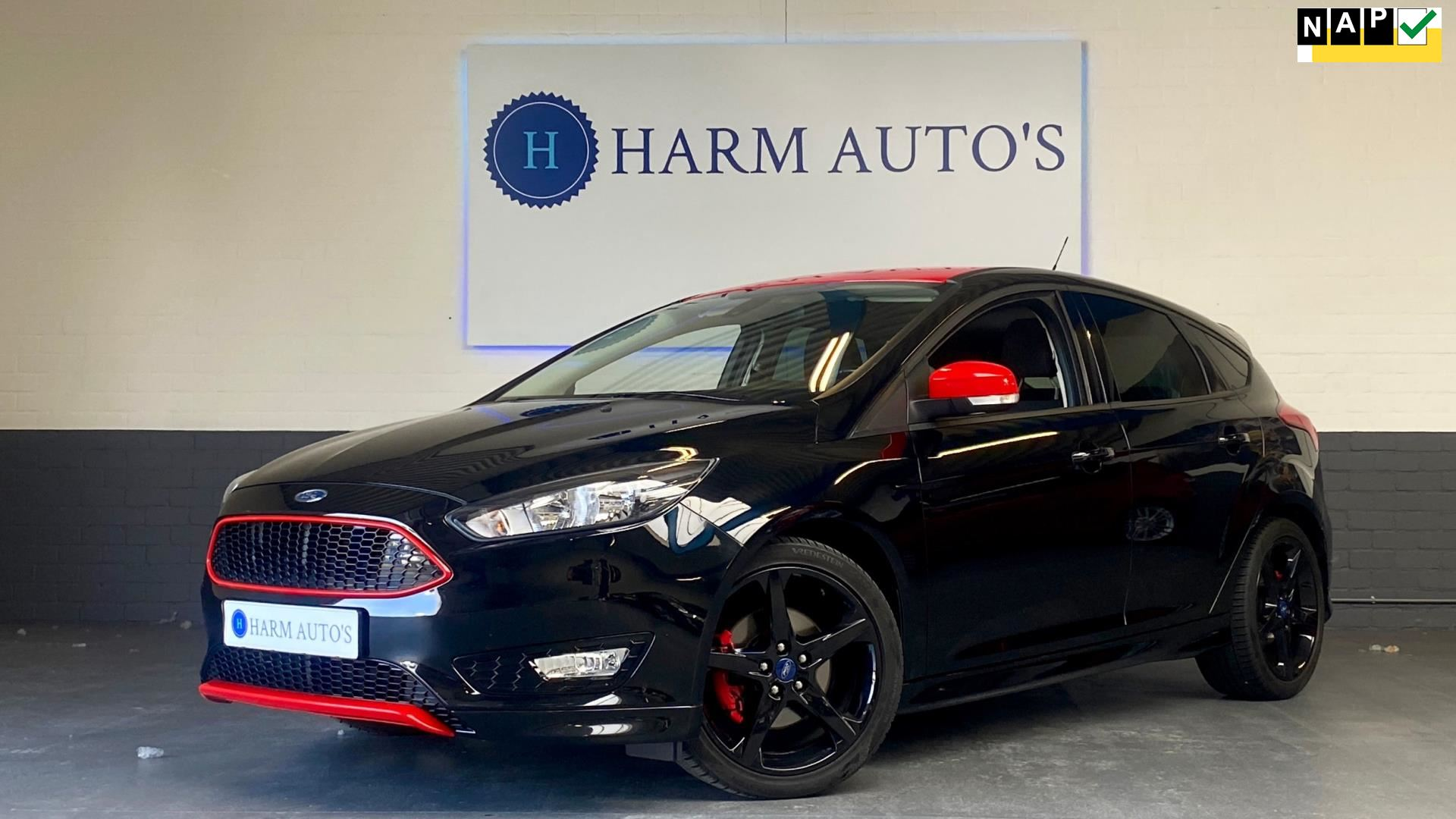 Ford Focus occasion - Harm Auto's
