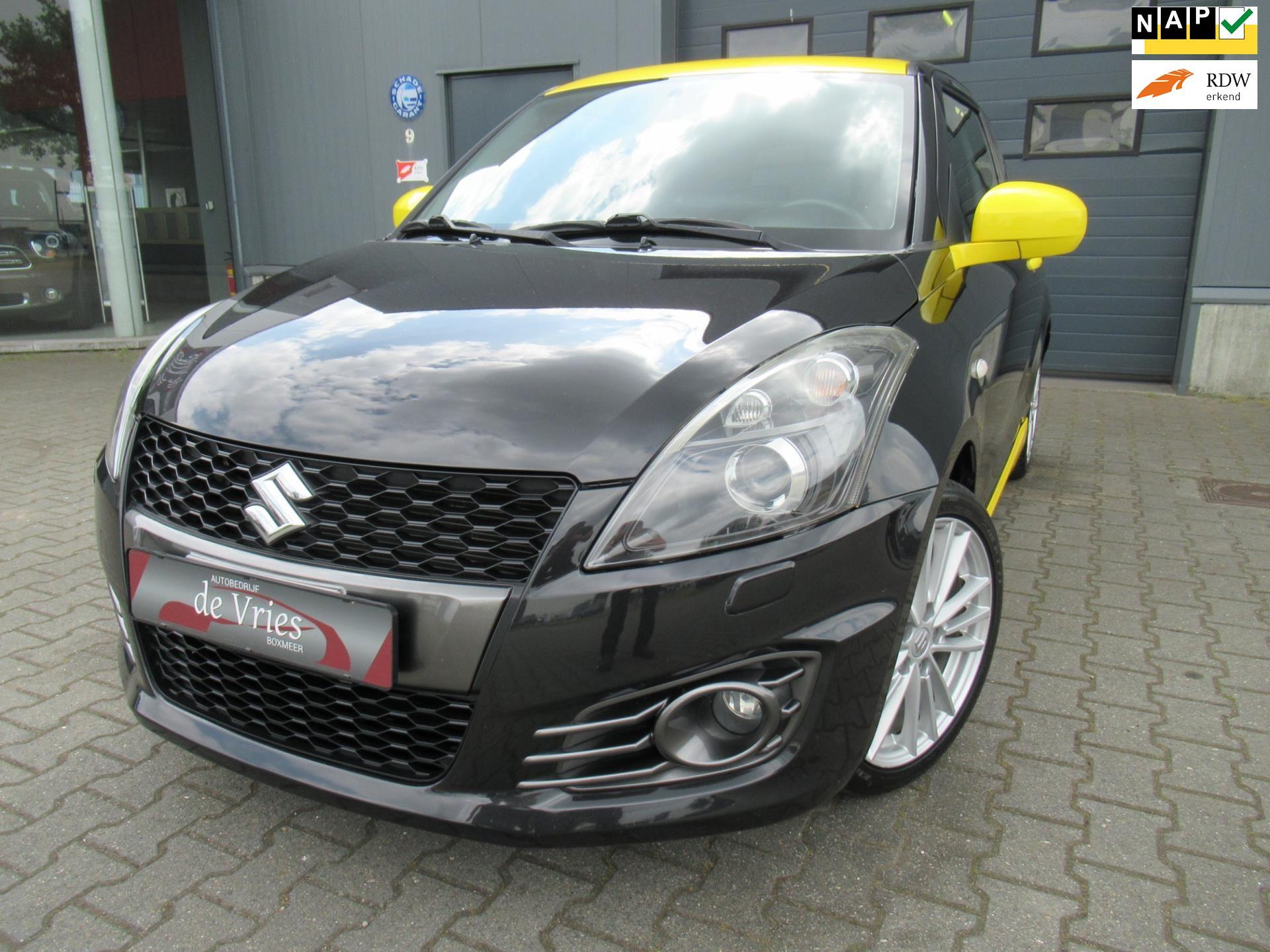 Suzuki Swift occasion - Autobedrijf de Vries Boxmeer