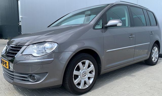 Volkswagen Touran 1.4 TSI Highline Business Airco APK NAP