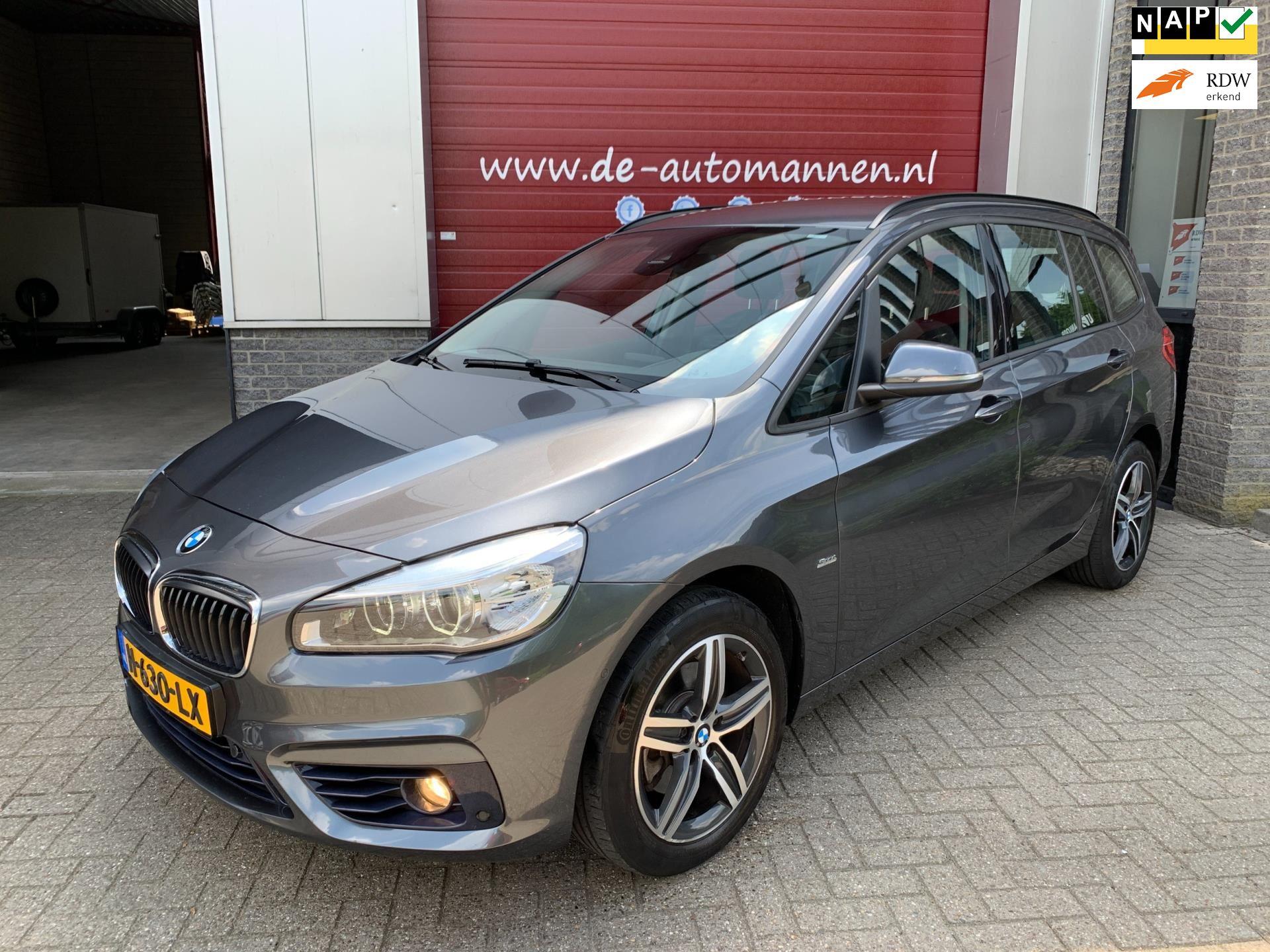 BMW 2-serie Gran Tourer occasion - De Automannen Bouwman & Magito B.V.