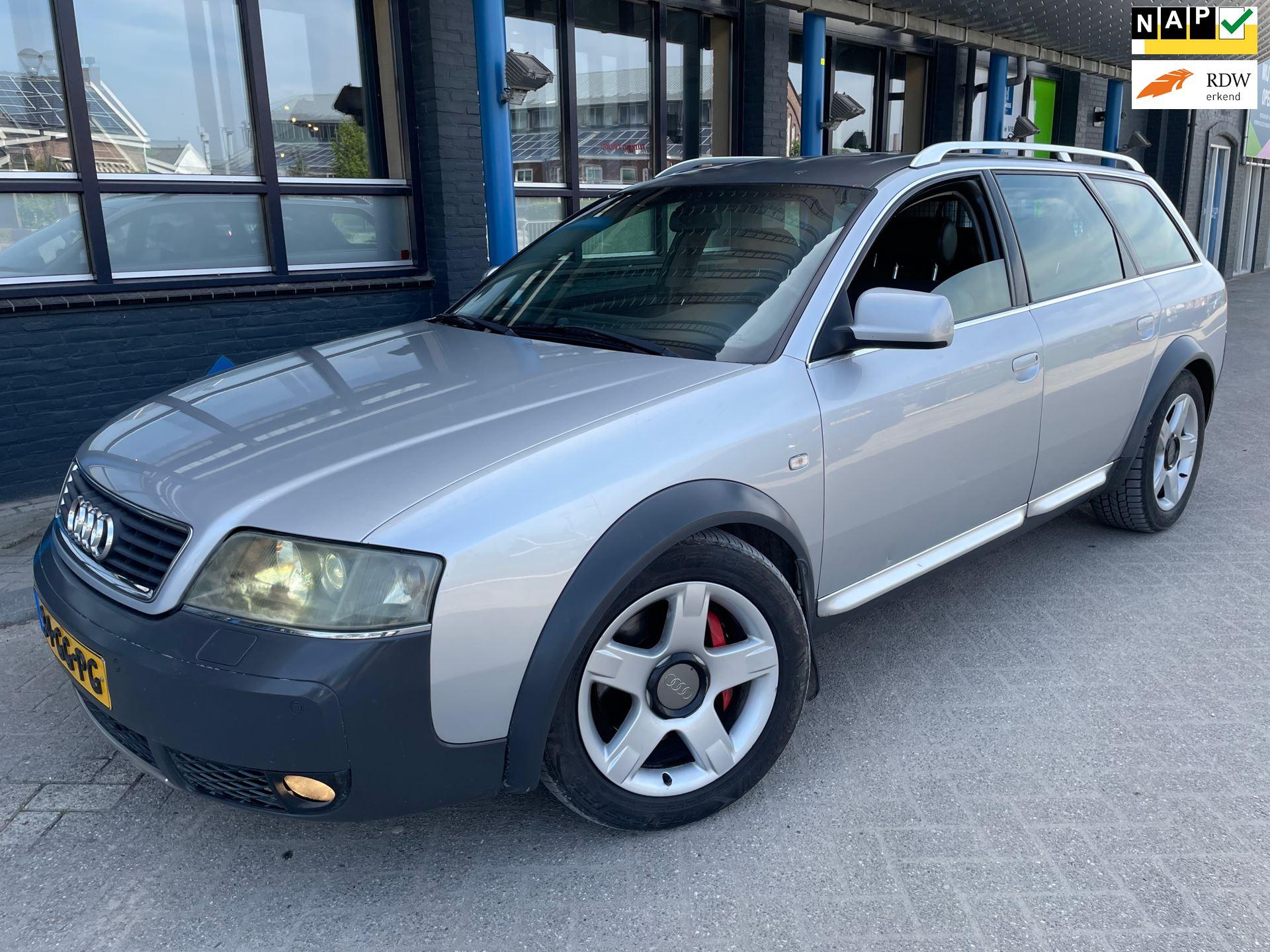 Audi Allroad quattro occasion - Limited Car