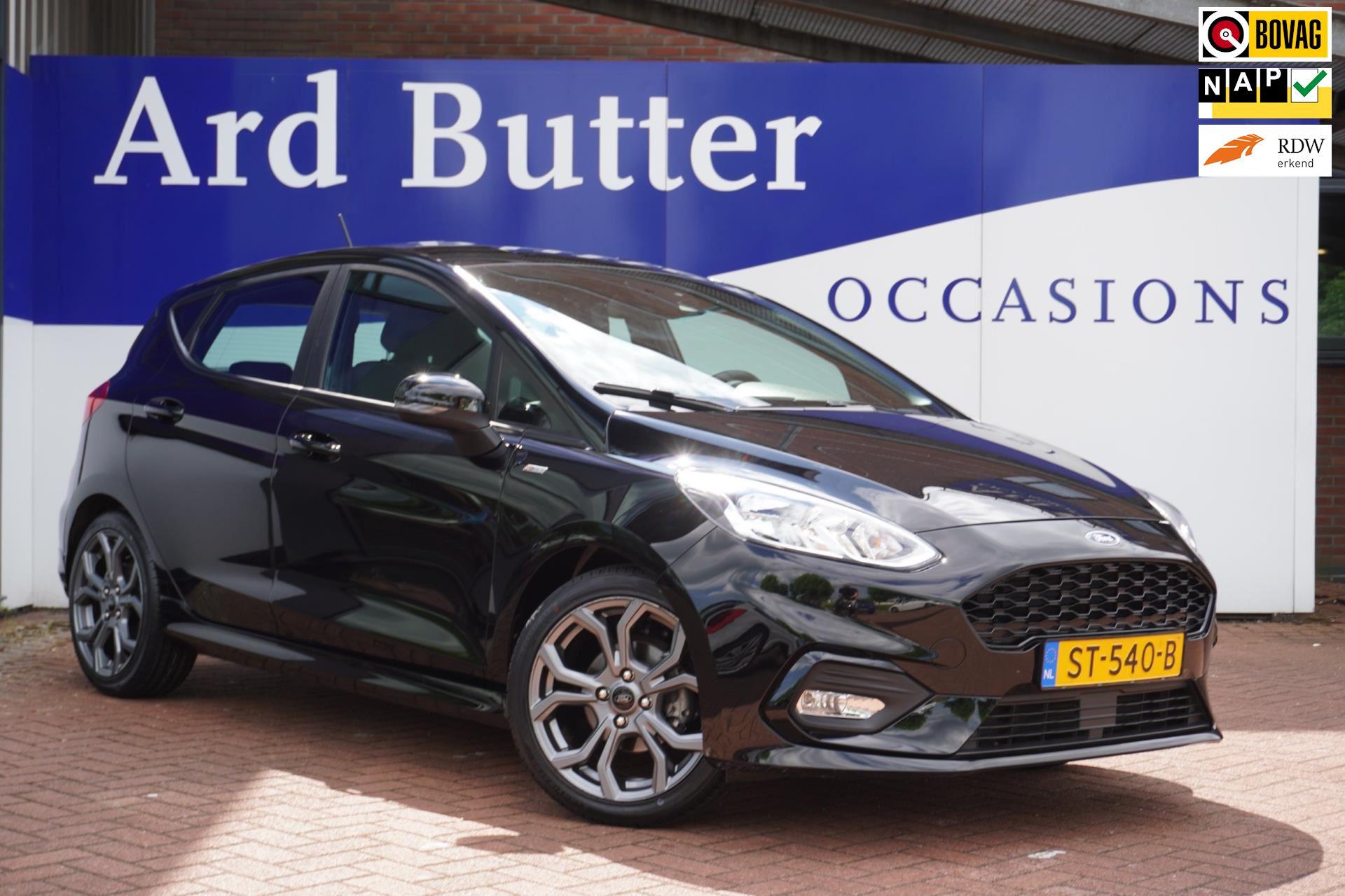 Ford Fiesta occasion - Autobedrijf Ard Butter B.V.