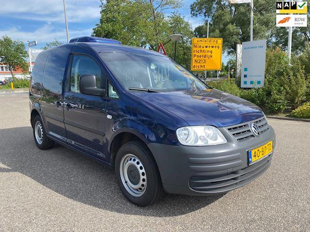 Volkswagen Caddy 1.4 / BENZINE / KOELAUTO / DEURVERG / ELEC.RAMEN / ELEC.SPIEGELS / NAP.........