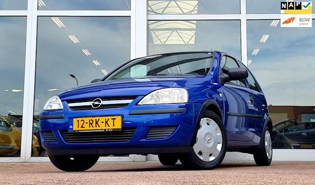 Opel Corsa 1.2i 16V Rhythm 1e Eigenaar 100% Dealer onderhouden!!