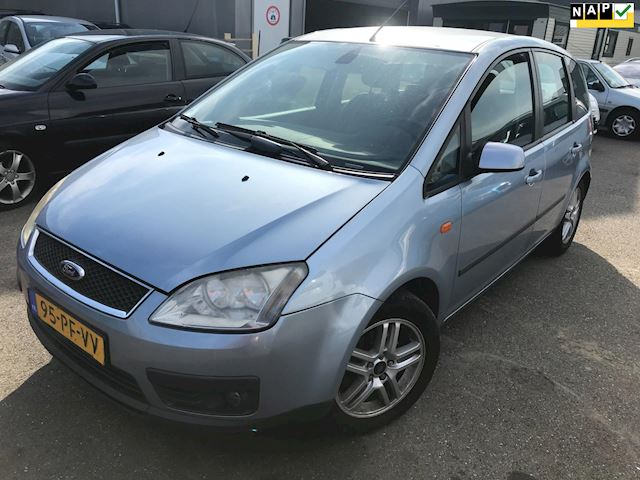 Ford Focus C-Max 1.8-16V First Edition Euro4(EXTRA WINTERBANDEN) Info:0655357043