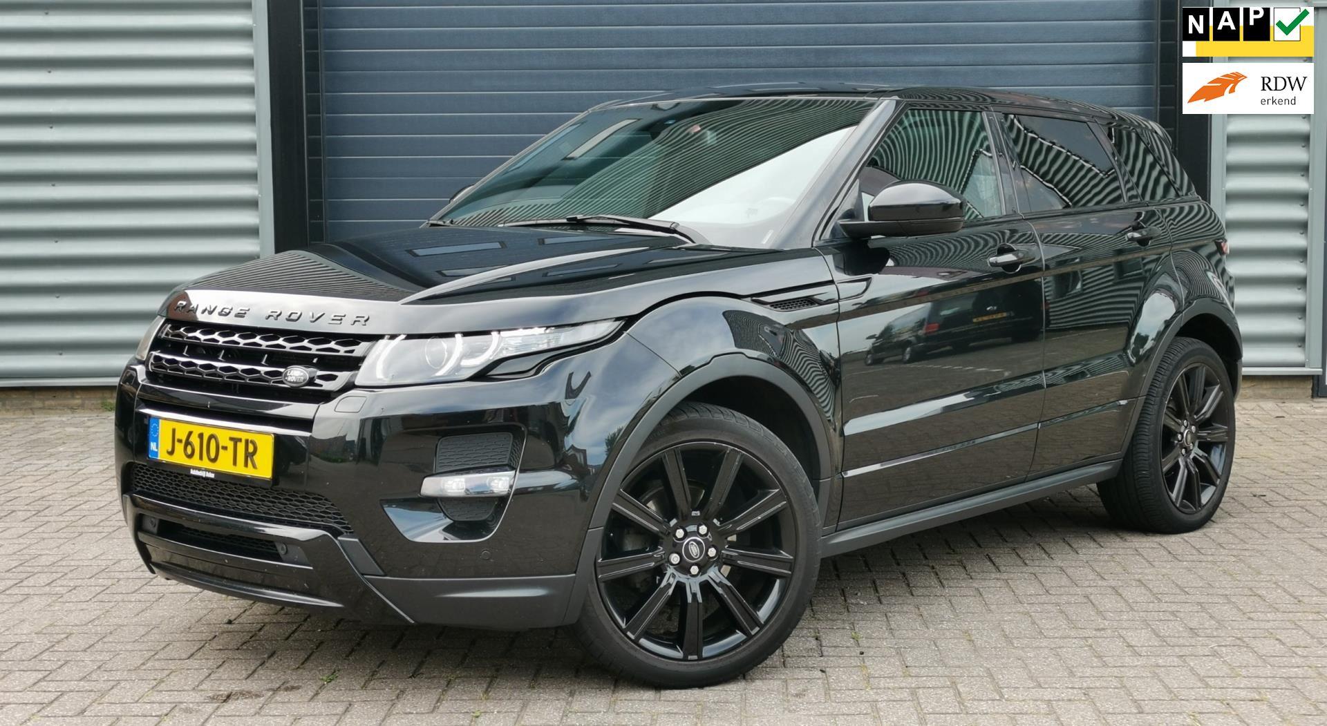 Land Rover Range Rover Evoque occasion - Car Trade Nass