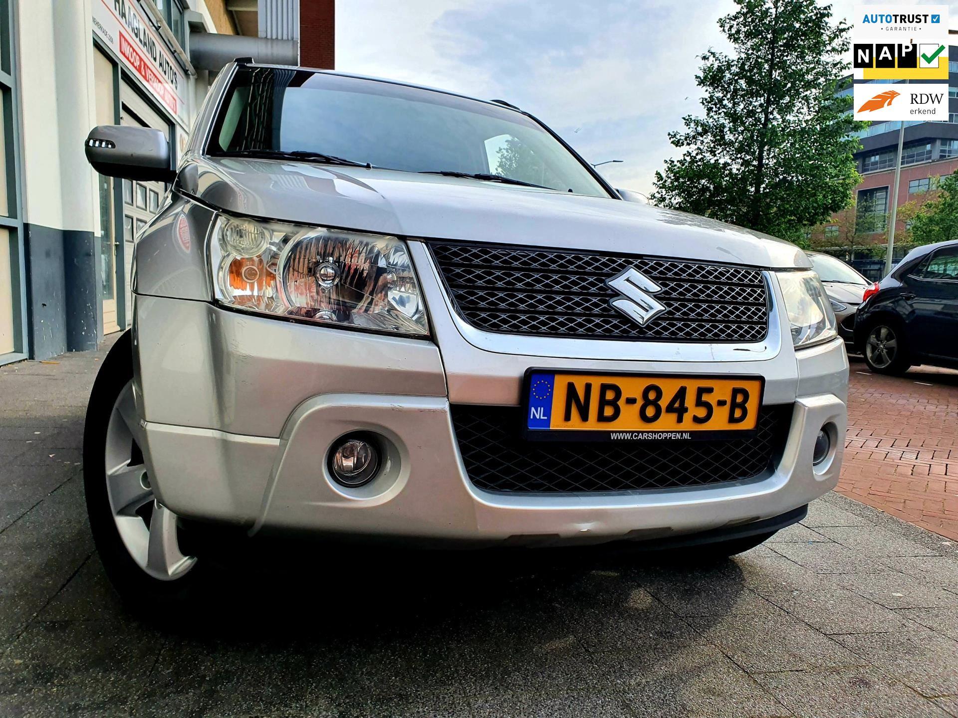 Suzuki Grand Vitara occasion - Haagland Auto's