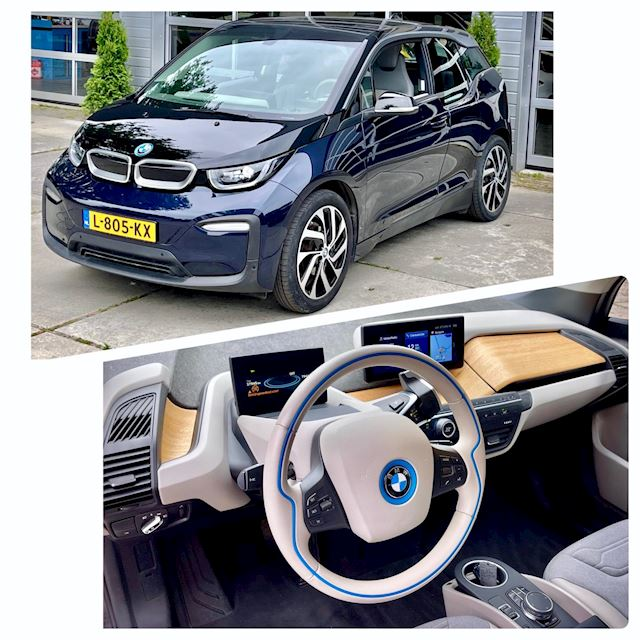 BMW I3 iPerformance 170/94Ah Pro Nav -/- €2.000,- Sepp