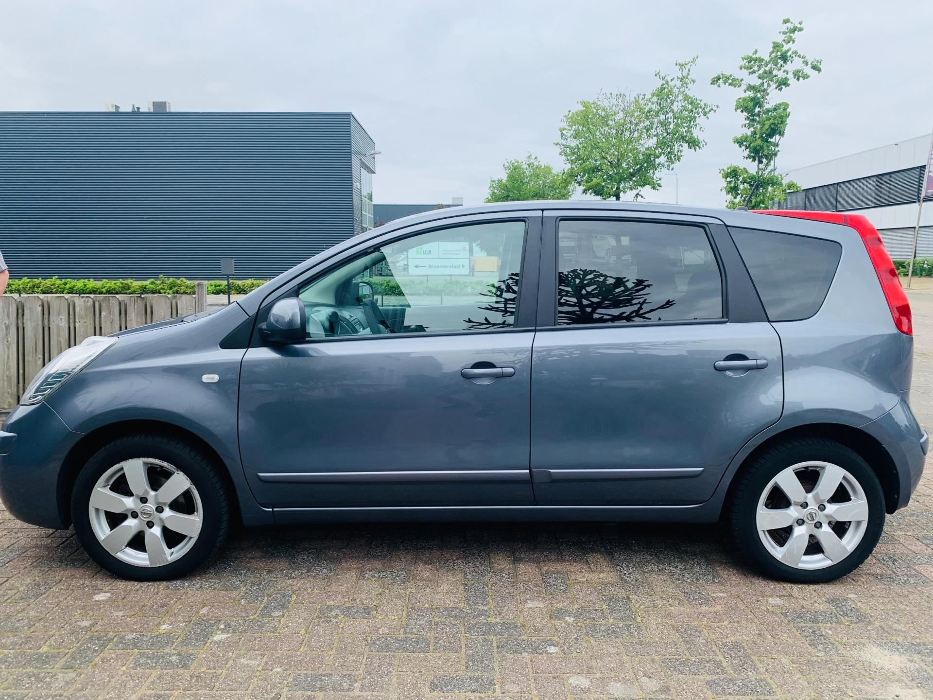 Nissan Note occasion - Brabant Auto's