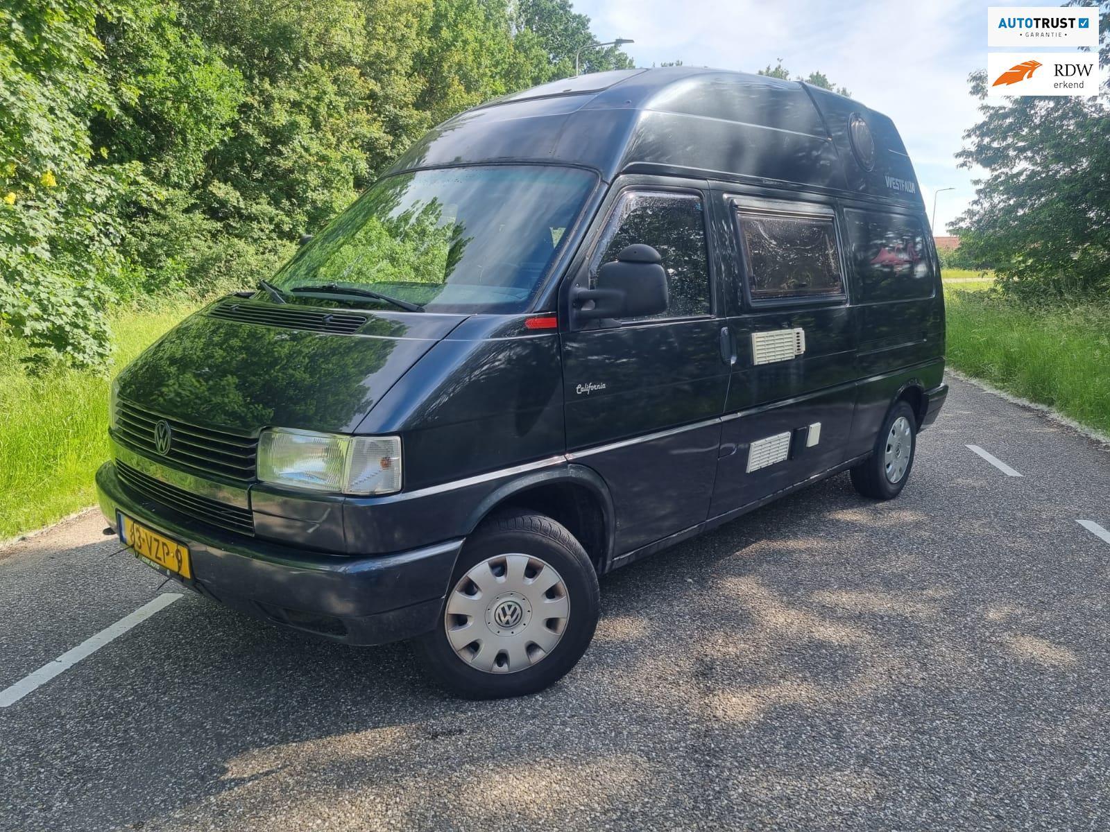 Volkswagen Transporter occasion - Van den Brink Auto's