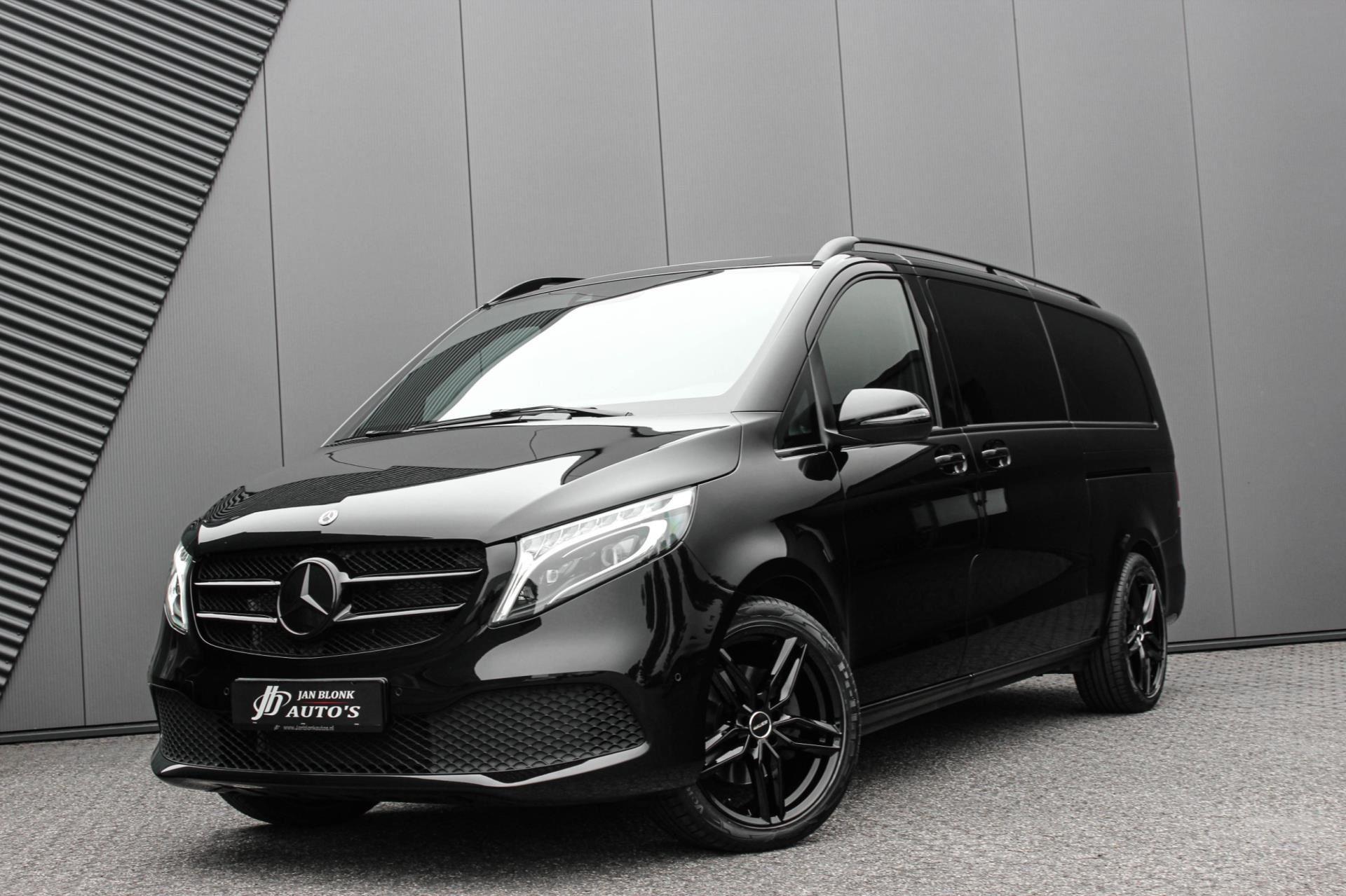 Mercedes-Benz V-klasse occasion - Jan Blonk Auto's