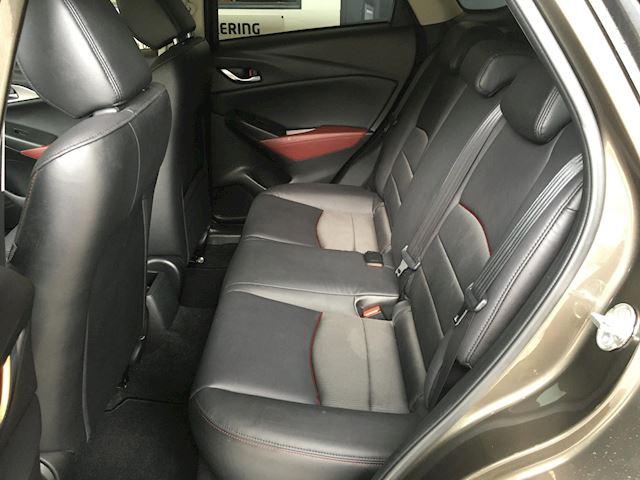 Mazda CX-3 2.0 SkyActiv-G 120 Kizoku Intense