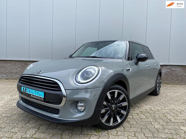 Mini 5-deurs One Business Edition, Led, Airco, 17 inch,Navi occasion - Mobility Maarheeze