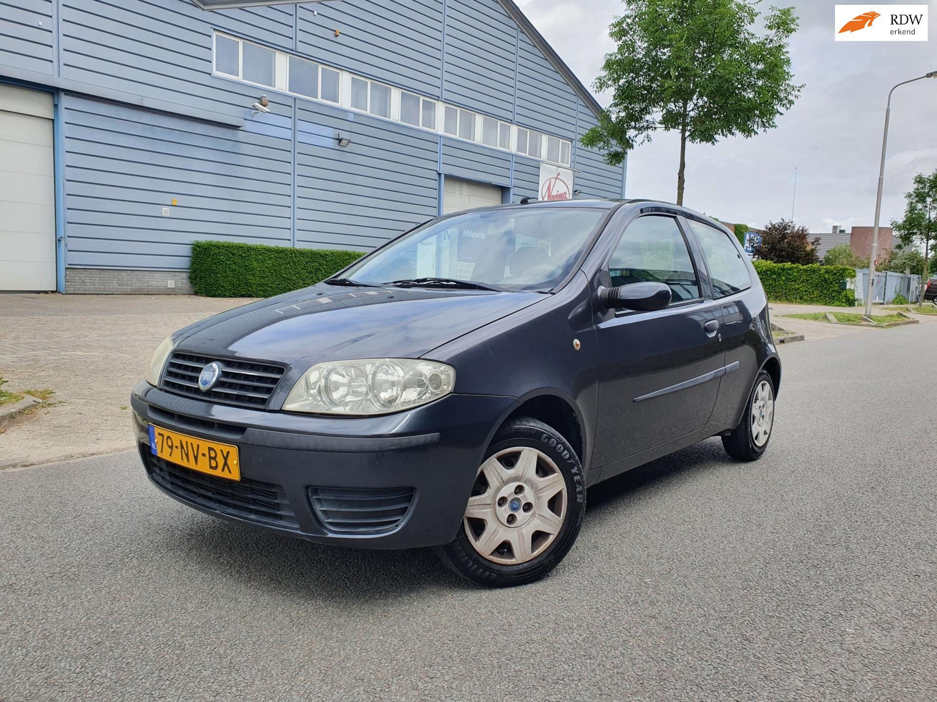 Fiat Punto occasion - Autohandel Direct