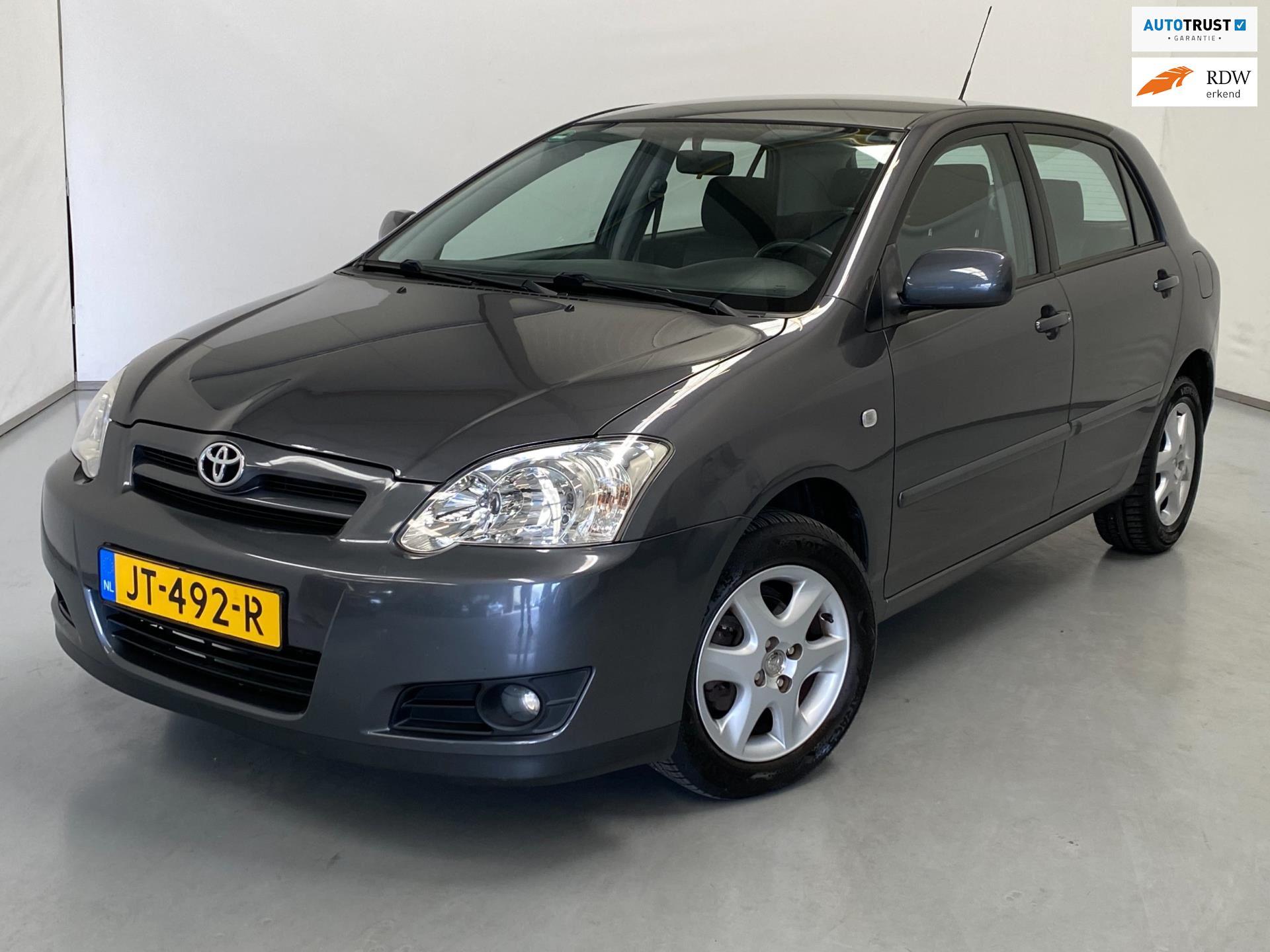 Toyota Corolla occasion - Van den Brink Auto's