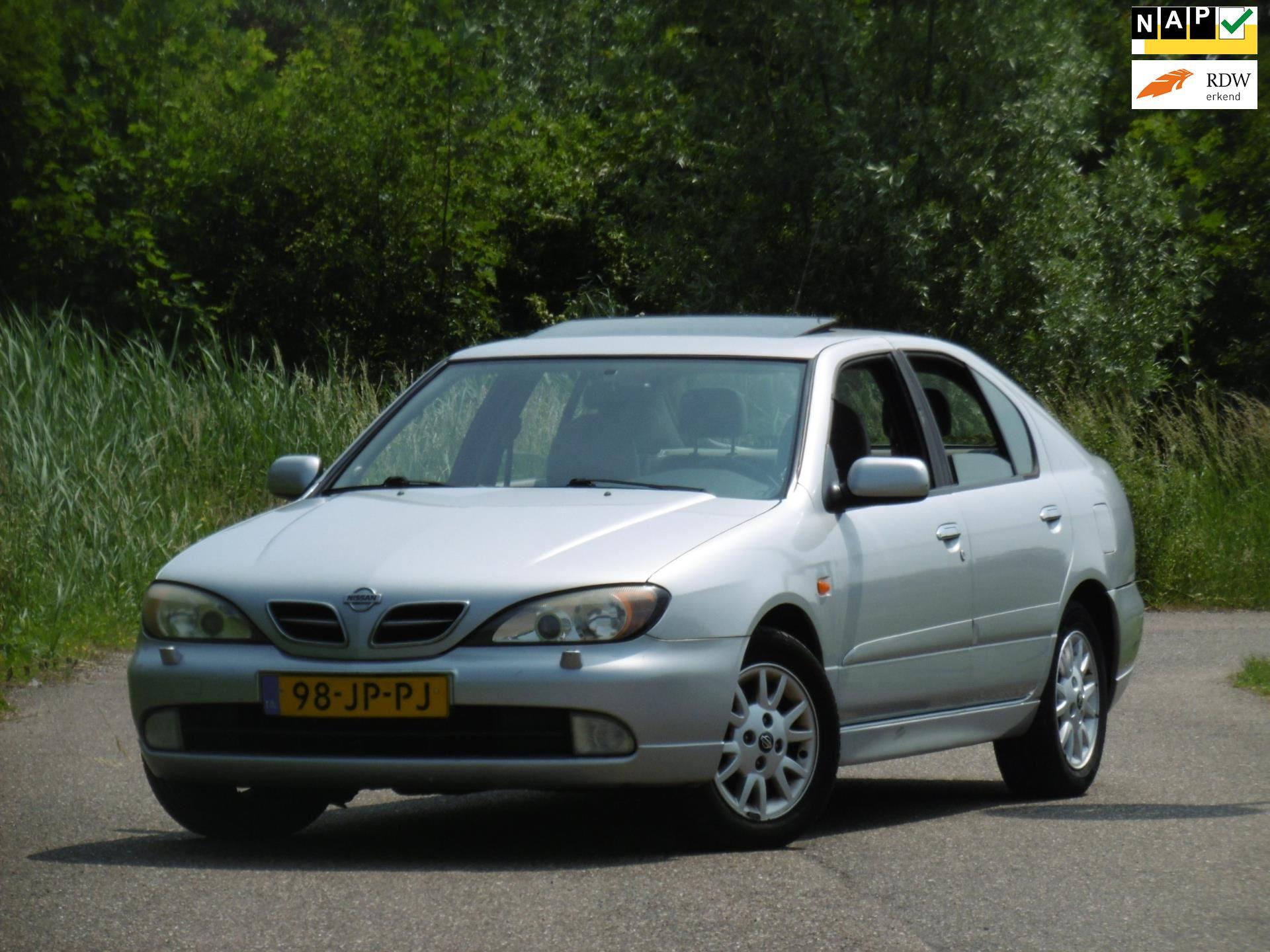 Nissan Primera occasion - Dunant Cars