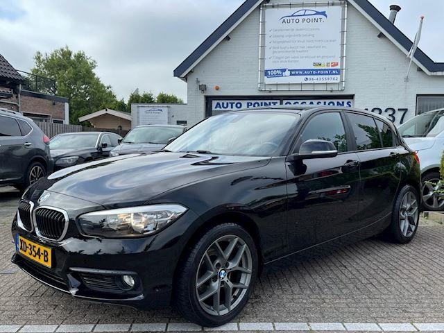 BMW 1-serie 116i SPORT FACELIFT/NAVI/PDC/CRUISE/COMPLEET