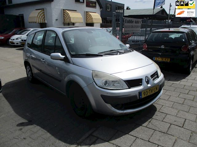 Renault Grand Scénic 2.0-16V Business Line lpg g3 autom airco nap apk